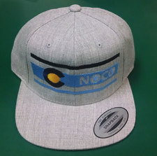 Heather Grey Colorado NOCO Cap